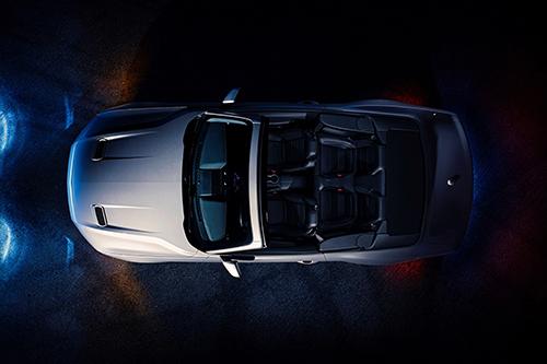 Ford Mustang GT Convertible - ingot silver