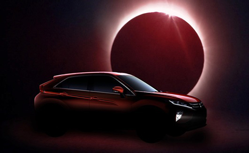 Mitsubishi Motors Names New Compact SUV: Eclipse Cross