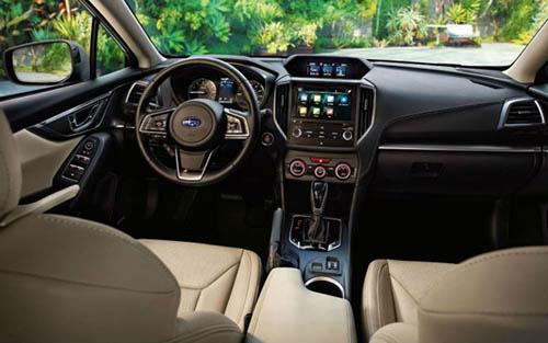 2018-Subaru-Crosstrek-interior