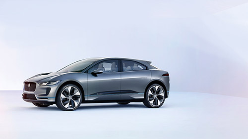 2018 ipace