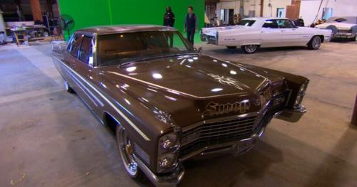 Cadillac Snoop deVille