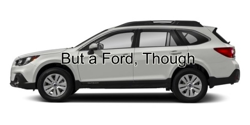 Ford Outback?